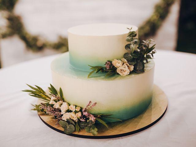 Tortas de matrimonio 2018 que gobernarán en los banquetes
