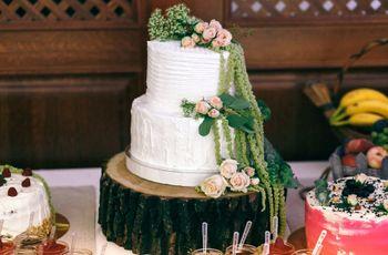 Tortas de matrimonio civil: 5 claves que debes considerar para elegirla