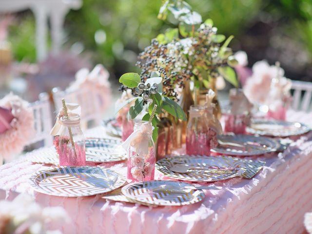 Rosa cuarzo como color de tu matrimonio