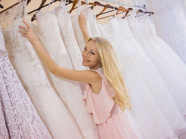 ¿Cuándo encargar y comprar el vestido de novia?