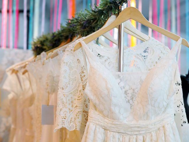 7 personas que No debes llevar a la prueba de tu vestido de novia