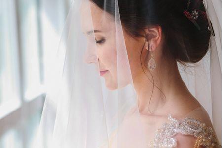 7 ideas creativas para reutilizar el velo de novia