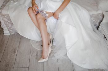 La liga de la novia: para los novios fieles a la tradición
