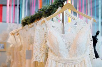 Vestidos de novia baratos: ¿sabes cómo y dónde encontrarlos?
