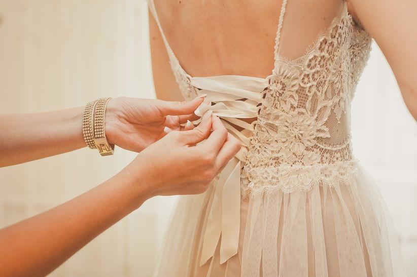 primera prueba del vestido: lo que toda novia debe saber
