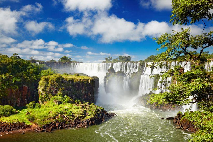 Cataratas de Iguazú (lado argentino)