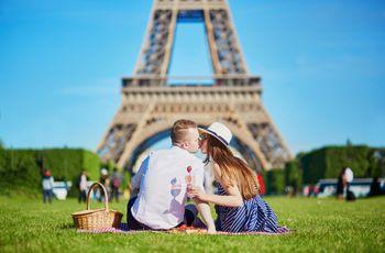 Luna de miel en Europa: días de amor en el viejo continente