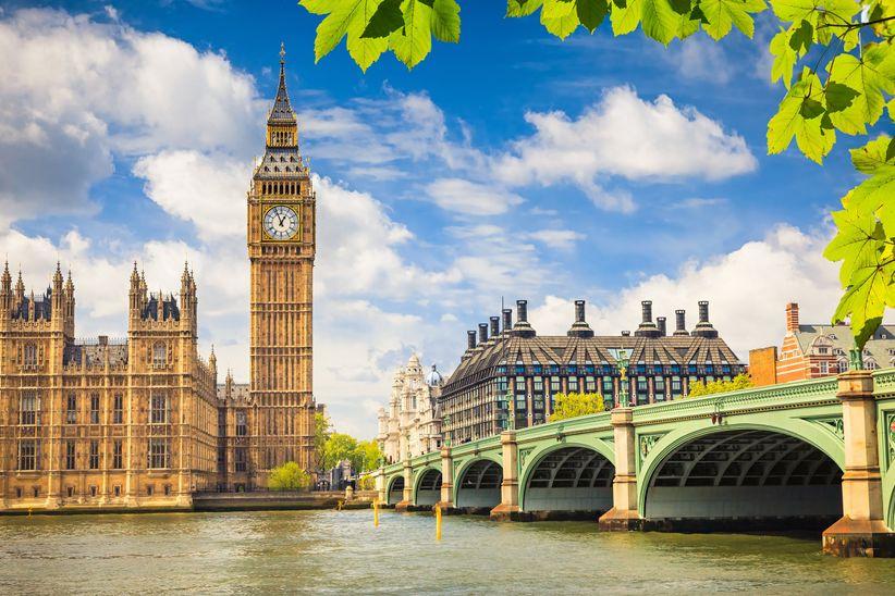 Bing Ben y Puente Westminster