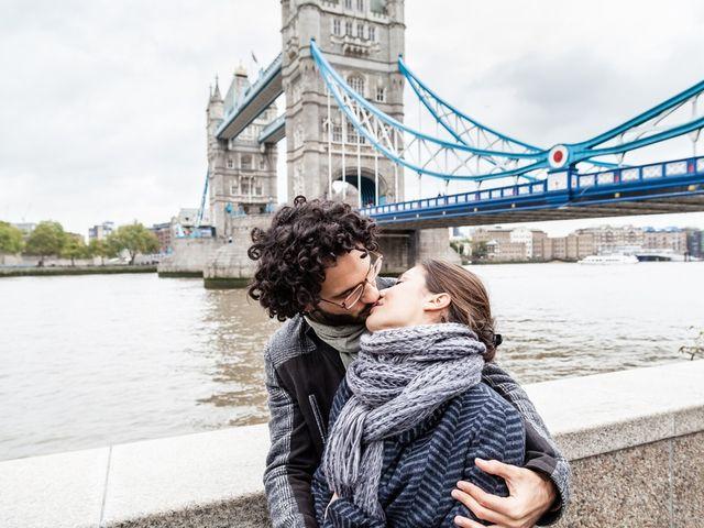 Luna de miel en Londres: todo lo que necesitan saber
