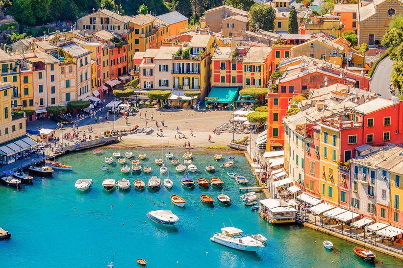 Génova - Portofino