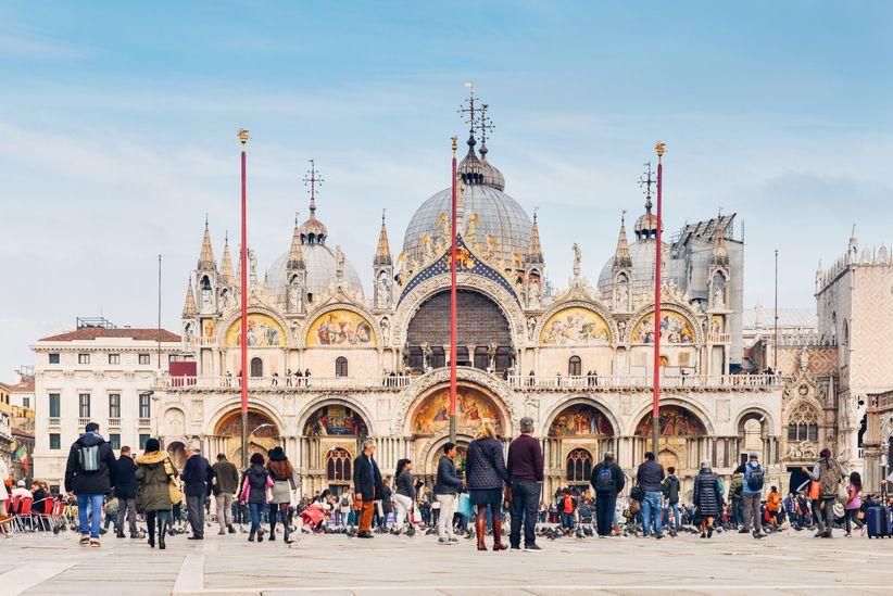 Venecia - Basílica de San Marcos