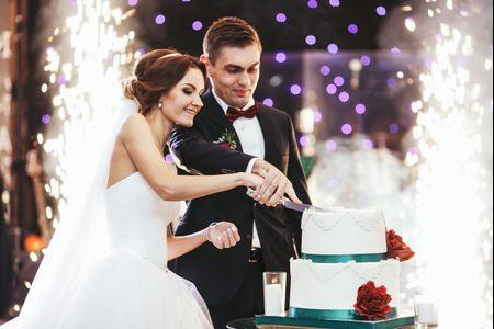 Dale vida a tu matrimonio con fuegos artificiales