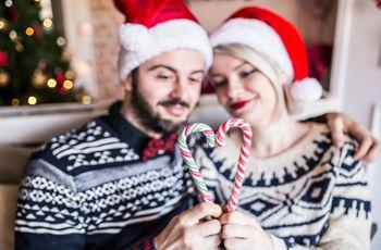 ¿Recién casados? 6 consejos para celebrar su primera Navidad