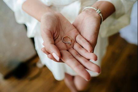 Anillos de compromiso de oro: ¿sabes cómo son?