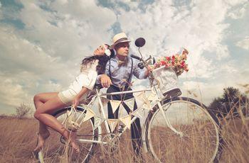 6 increíbles alternativas al auto de bodas
