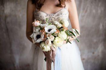75 bouquets de novia ¡modelos y colores para todos los gustos!