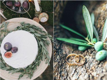 El olivo, protagonista en tu decoración de matrimonio