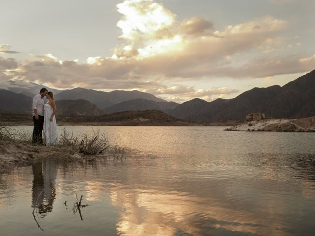 Mica y Juampi, un Trash the Dress inolvidable