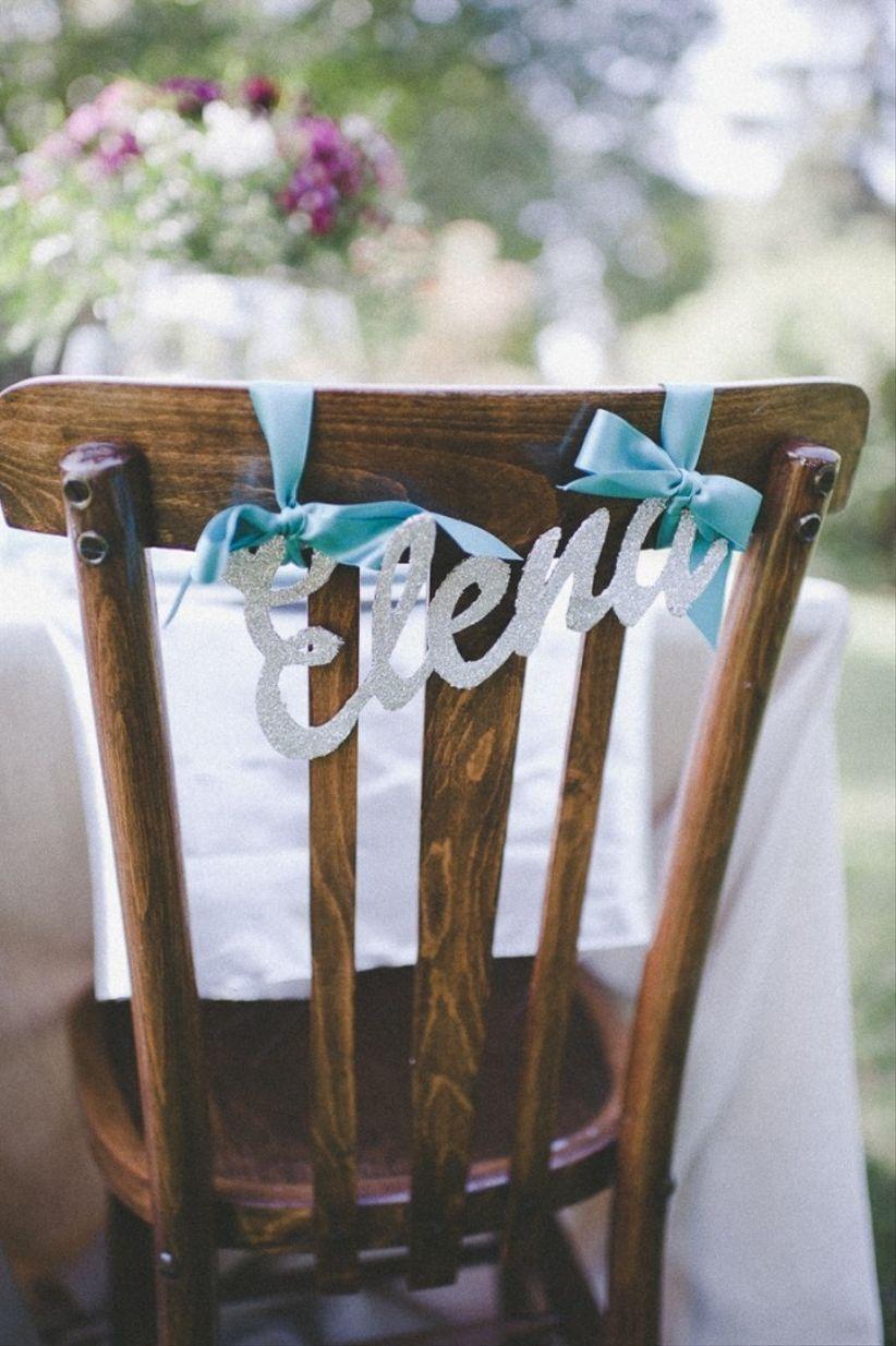 Detalles glitter la nueva tendencia para decorar tu boda - Detalles para una boda perfecta ...