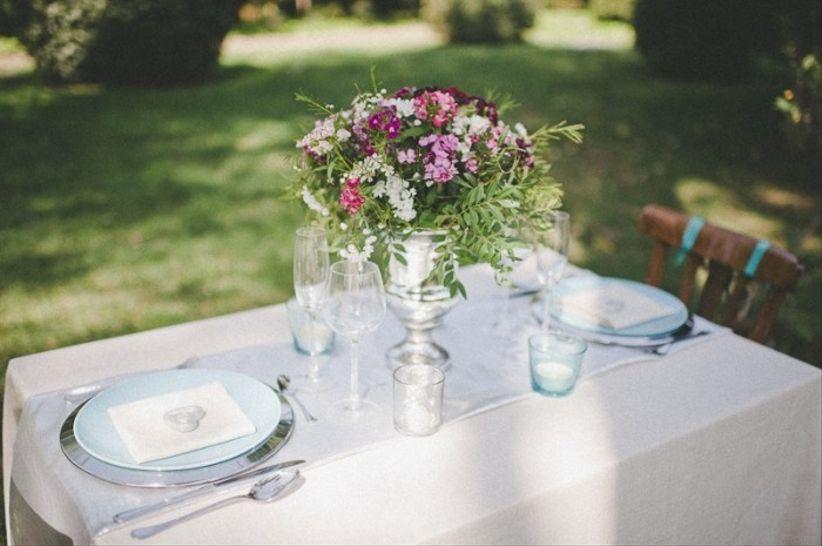 Detalles glitter la nueva tendencia para decorar tu boda