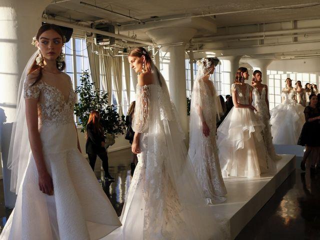 Lo que nos trajo la edición de octubre del New York International Bridal Week 2016