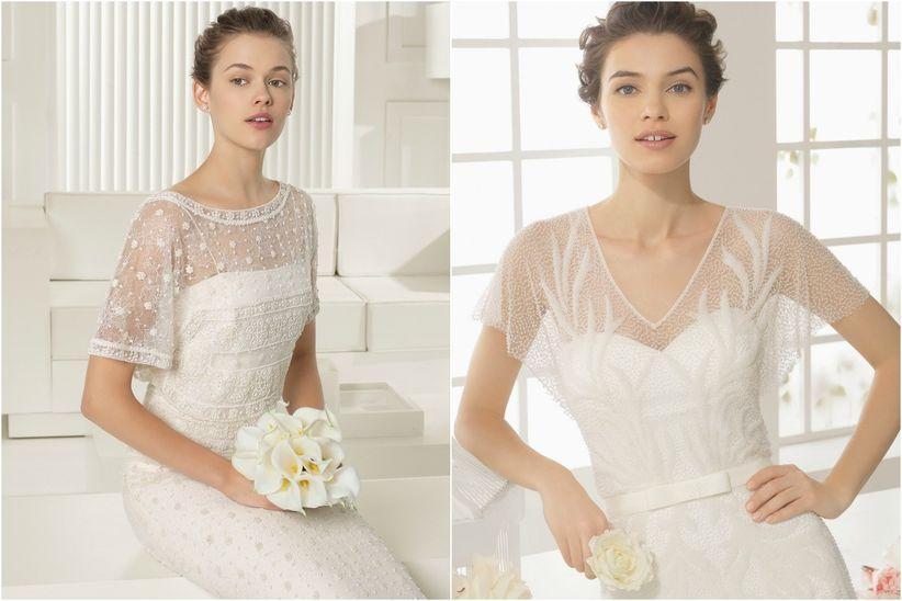 14 tipos de mangas en tu vestido de novia: una respuesta a tu estilo