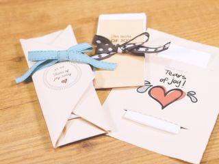 Pañuelos DIY: Seca esas lágrimas de felicidad con un toque personal