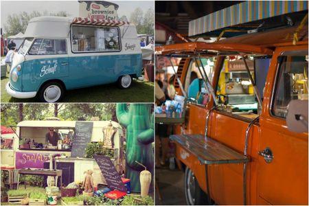 Un camión de comidas para tu recepción de matrimonio