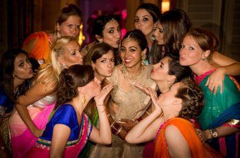 Ambika y Rahul: un matrimonio con esencia de la India y paisaje de Italia