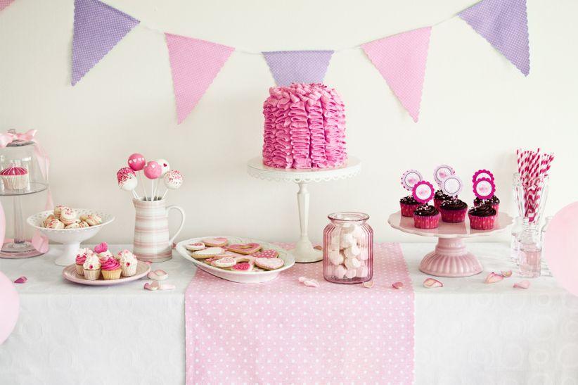 6 ideas para celebrar un baby shower
