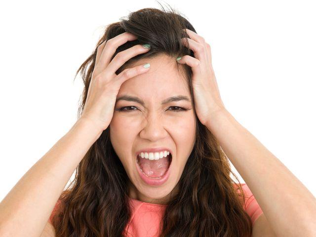 5 señales de estrés por los preparativos de la boda