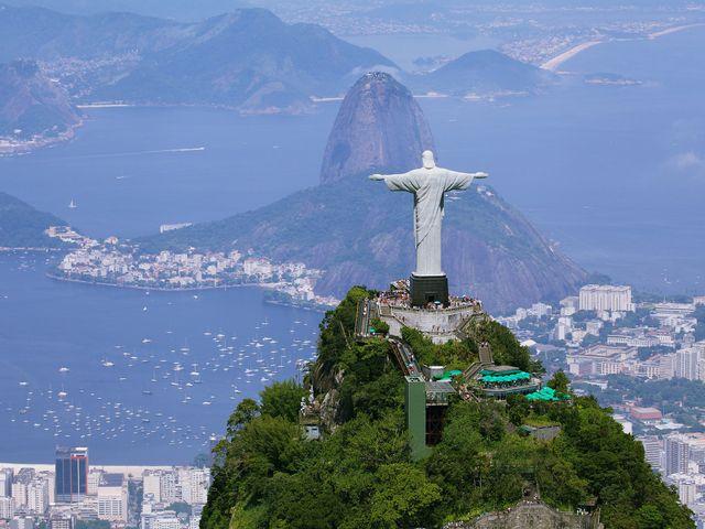 Luna de miel en Brasil: 10 lugares que recordarán toda su vida