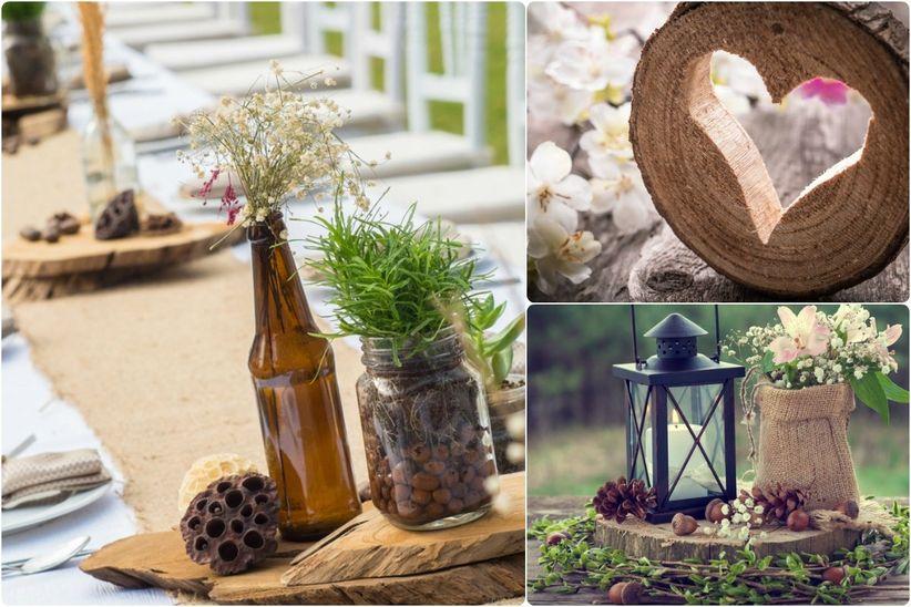 Ideas Para Matrimonio Rustico : Estilos para decorar casamientos