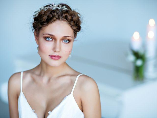 Peinados de novia con trenzas: 7 looks románticos