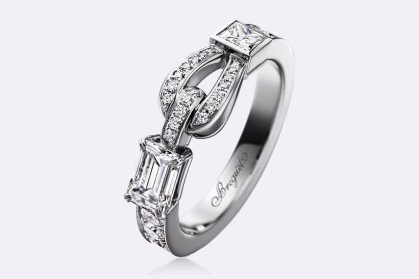 36b9f79da191 Anillos de compromiso de plata  delicadeza y elegancia