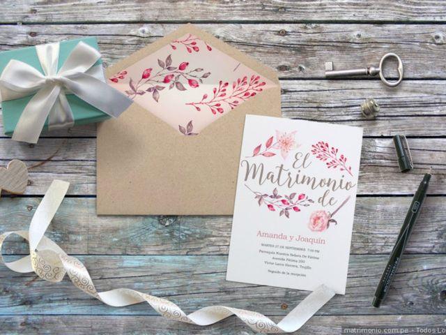 Entérate de lo que será tendencia en tarjetas de matrimonio 2018