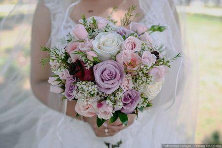 Bouquets de novia ¡elige el tuyo!