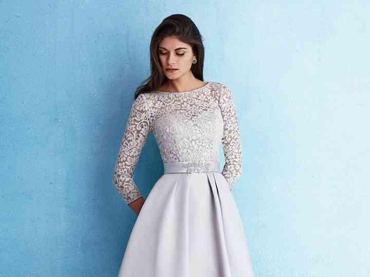 gran descuento cómo hacer pedidos compras Vestidos de fiesta 2018 para un matrimonio en otoño