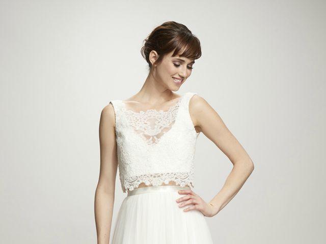 Peinados de novia: recogidos con cerquillos ideales para ti