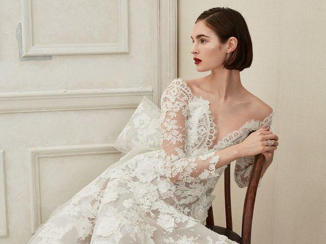 Vestidos de novia 2019: tendencias que marcan un antes y un después
