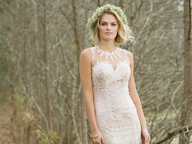 101 vestidos de novia con escote ilusión