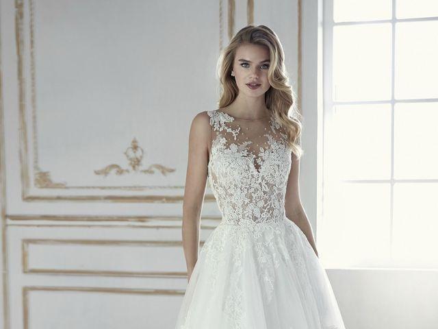 58440f6b3 Vestidos de novia La Sposa 2018  romance y elegancia a tu medida