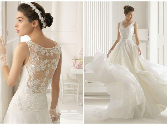 Tendencias 2015 vestidos de novia