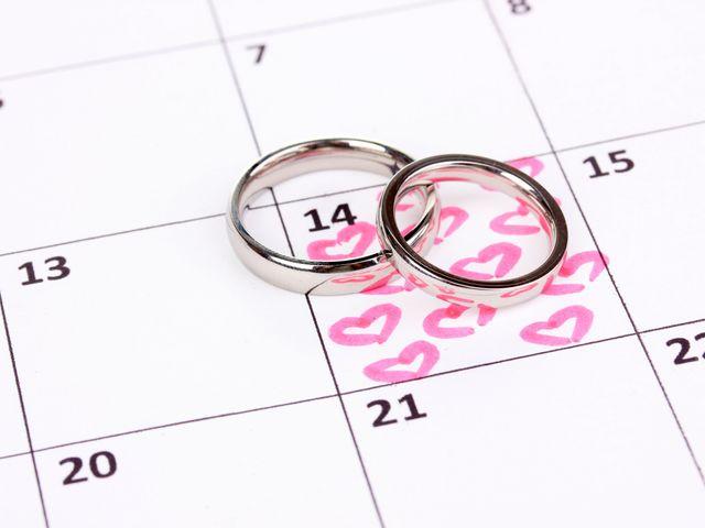 Todo lo que debes tener listo a 2 meses del matrimonio