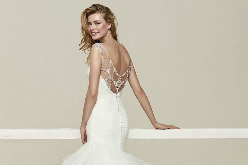 colección pronovias 2018: vestidos de novia que marcarán tendencia