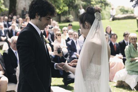 Claudia y Sergio hicieron su sueño realidad