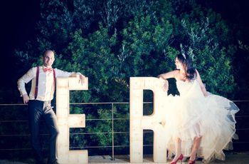 Matrimonio handmade: Esther y Ramón