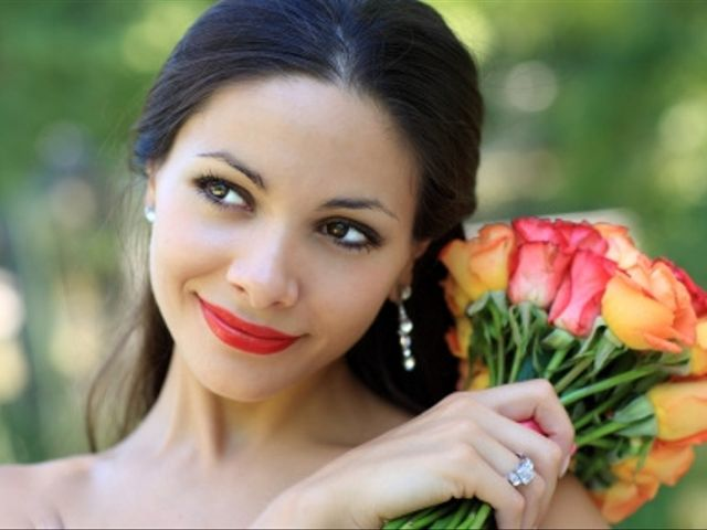 Tips para una novia con labios sensuales y brillantes