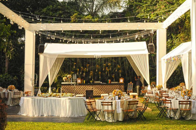TIPS para una boda al aire libre 1