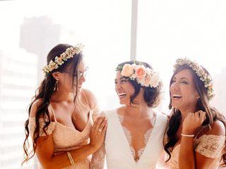 20 términos que debes conocer cuando busques tu vestido de novia
